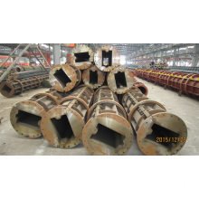 Special Pile Mould Bamboo Joint Pile mould